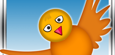 Fly Birdie - Flappy Bird Flyer is #1 on iTunes Free Games.