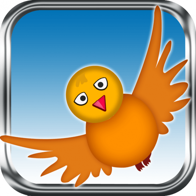 fly-birdie-icon