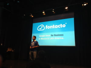 fontacto pitch
