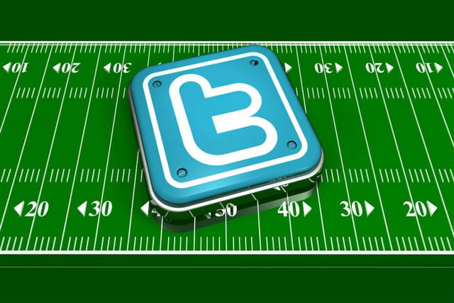 twitter and the nfl strike a deal start watching out for those spoiler dvrers football field
