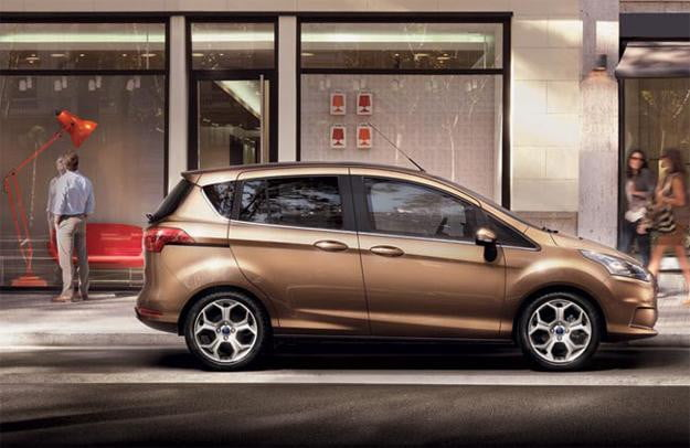 Ford-B-MAX-is-Barcelona-bound,-will-make-debut-at-2012-MWC