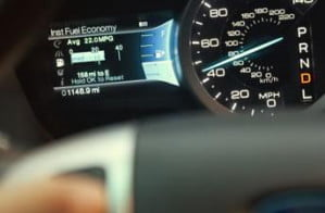 Ford Dash Display