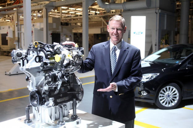 Ford 1.0-Liter EcoBoost Launch