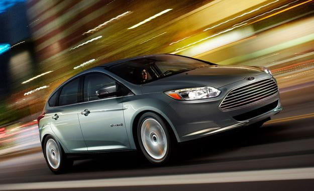 Ford Focus Electric begins official dealership roll out