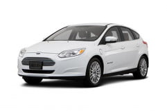 ford focus electric review press image