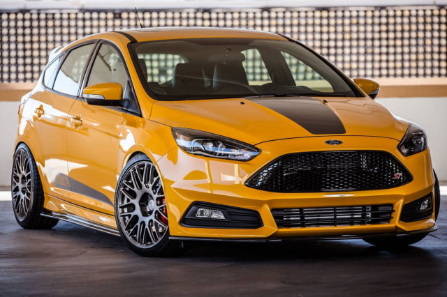 fords by design campaign lets customers billboards ford focus st