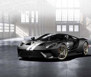 Ford's limited-edition GT40 pays homage to Le Mans