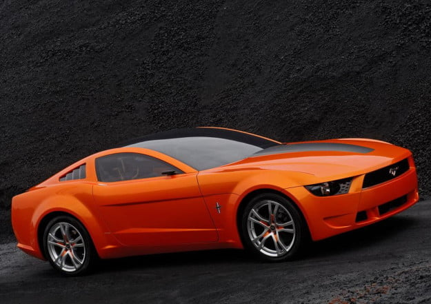 2007 Ford Mustang Guigiaro concept