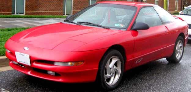 ford probe bad name car