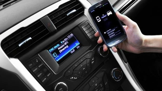 Ford Sync app link