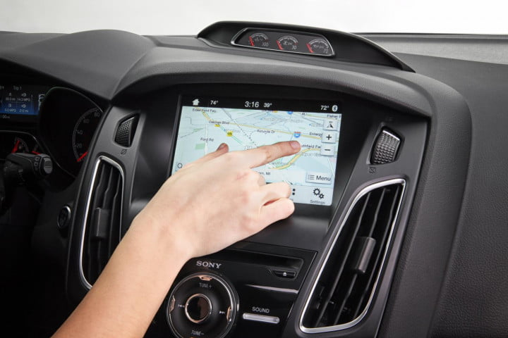 ford sync  infotainment system official details