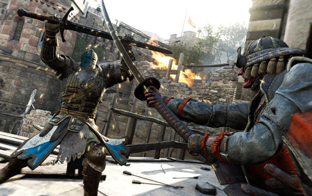 'For Honor' Closed Beta Kicks Off This Month on PS4, Xbox One, and PC