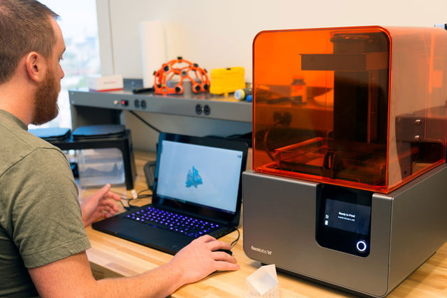 best  d printers formlabs form review