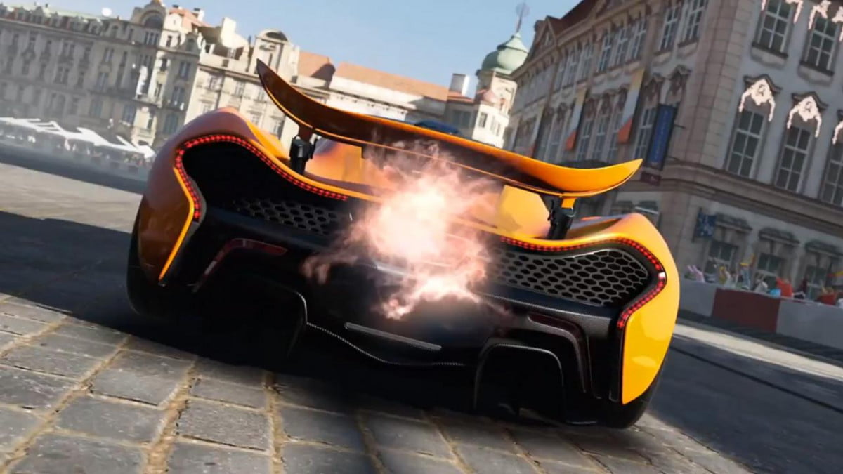 check out some video of forza motorsport  in action