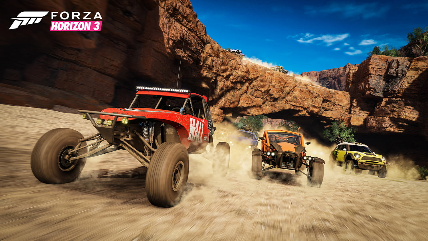Forza Horizon 3 PC Pre-Load Goes Live