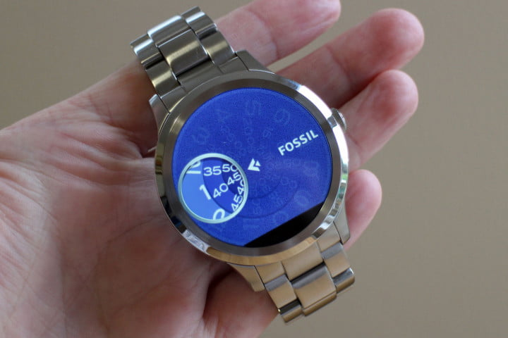 fossil q founder review smartwatch