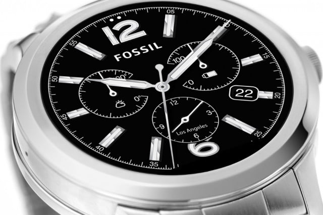 Fossil Q Founder Close