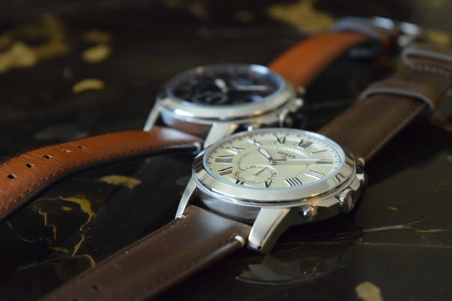 fossil smartwatches baselworld  at ces