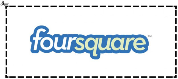 Foursquare coupon