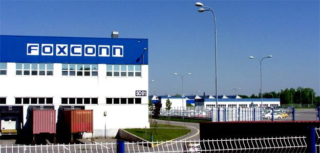 Foxconn plant iphone apple