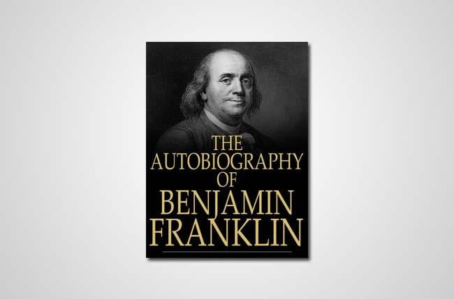 religious study in the autobiography of benjamin franklin Benjamin franklin's face - on banknotes, letterheads and civic documents - is an ageless icon of the american revolution, at once benign but cunning, projecting a mood that's universal and.