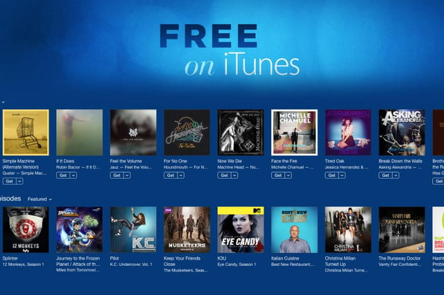 apple launches free itunes section users online store on