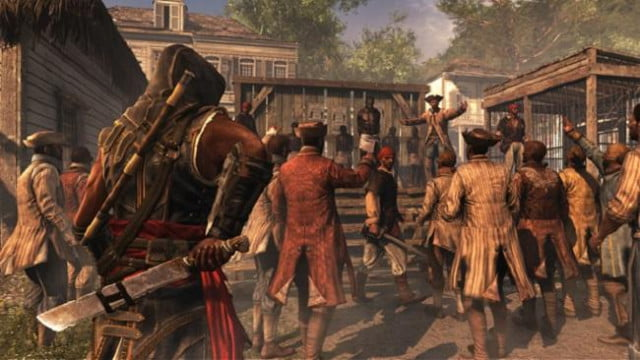 want see assassins creed iv black flag freedom cry tune