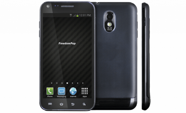 freedompop enters private smartphone space galaxy s  based privacy phone