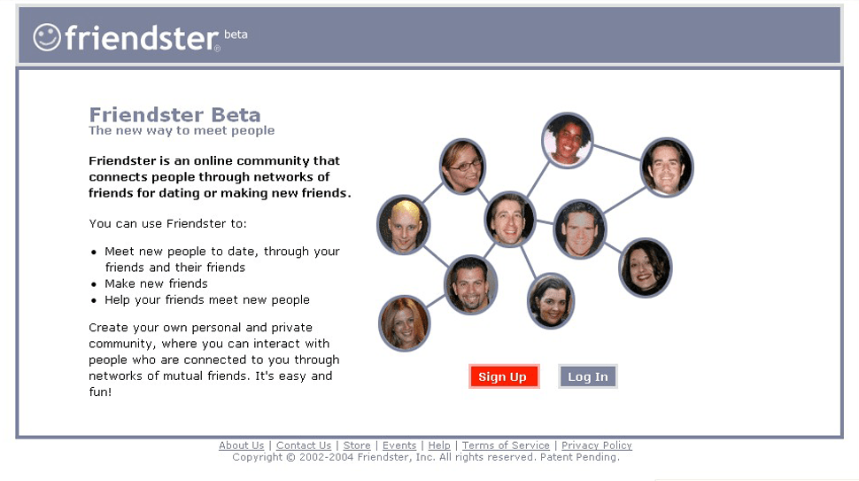 Friendster Beta