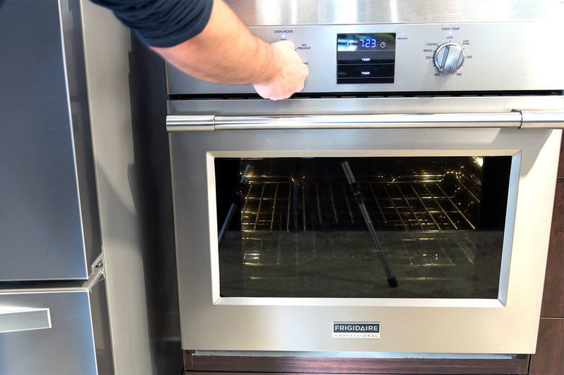 beautiful Frigidaire Kitchen Appliances Reviews #6: frigidaire professional fpew rf review