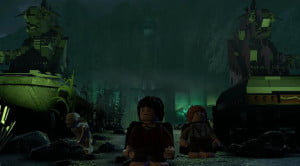 Lego The Lord of the Rings: Video Game