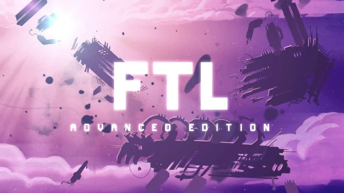 ftl faster than light advanced edition guide title screen
