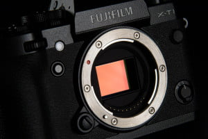 Fujifilm X-T1 camera review sensor 2