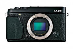 fujifilm x e  review