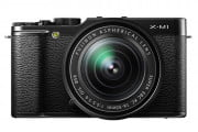 sony alpha nex  r review fujifilm x m press image