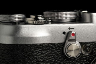 Fujifilm X100S Camera action button