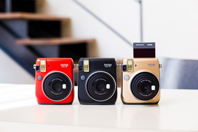 fujifilms new instax mini  instant camera has a selfie mode and its mirror fujifilm newcolors