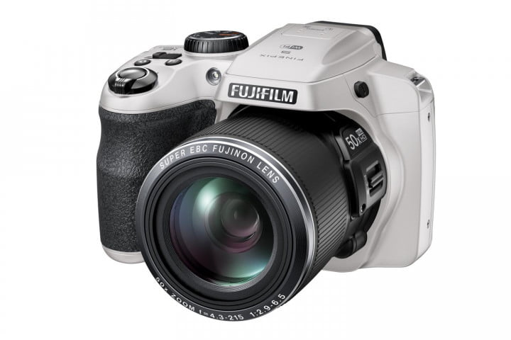 axis stabilization tougher bodies make features new fujifilm finepix cameras s w white front left
