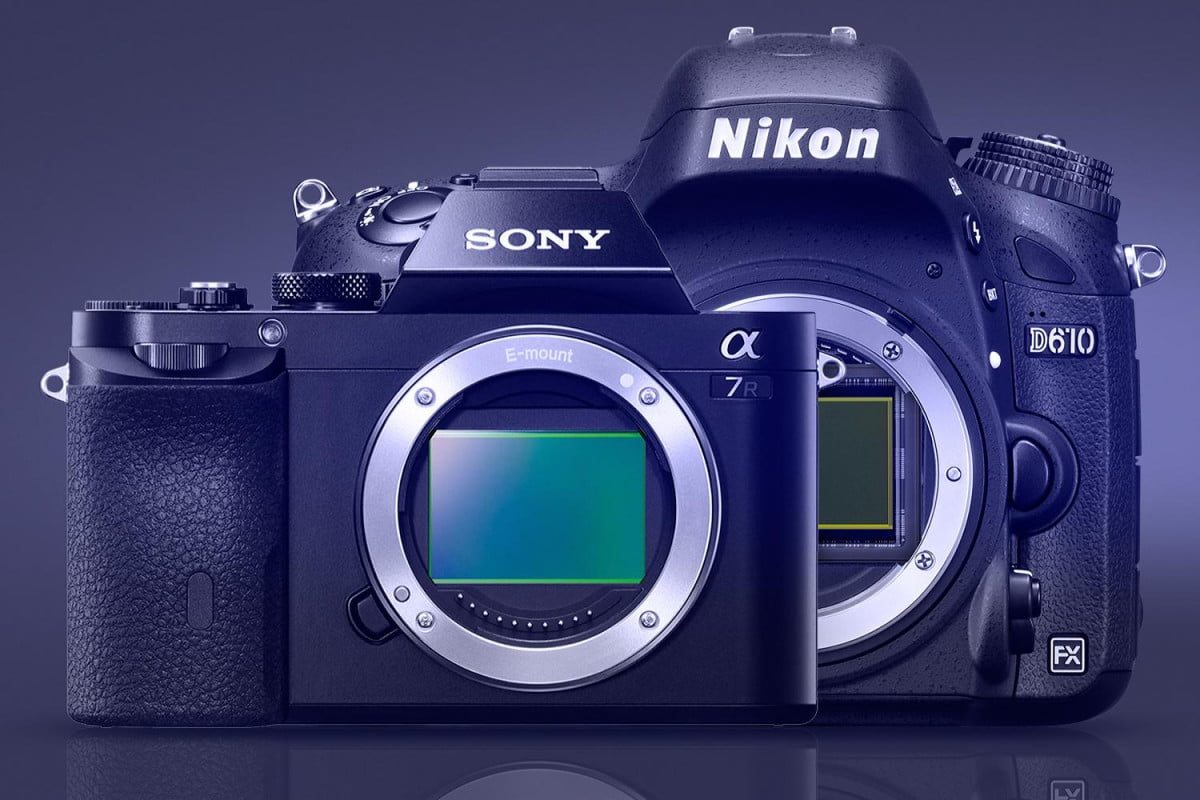 full frame cameras deliver impressive image quality but heres why you might not need it digital sony  r nikon d