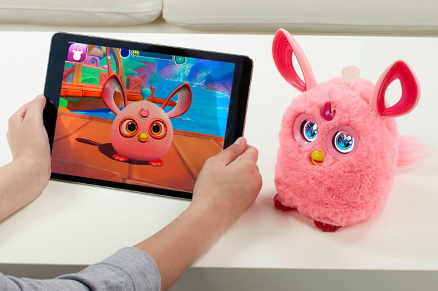furby connect updated for smartphone interaction hasbro
