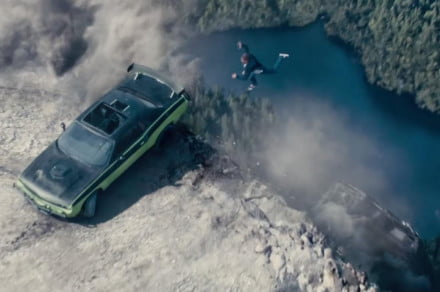 Furious 7 races to fifth