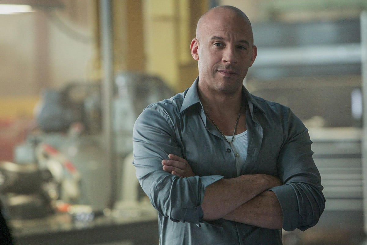vin diesel rob cohen furious  the fast and