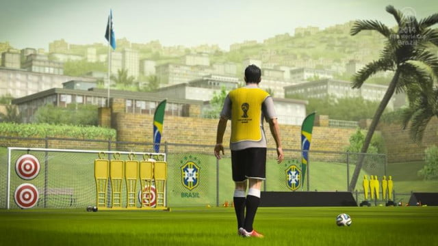 ea announces  fifa world cup brazil fwc training