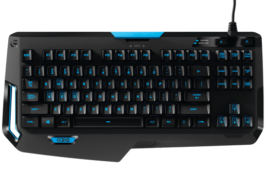 logitech announces mechanical keyboard with homegrown switches g  atlas dawn compact gaming ( )