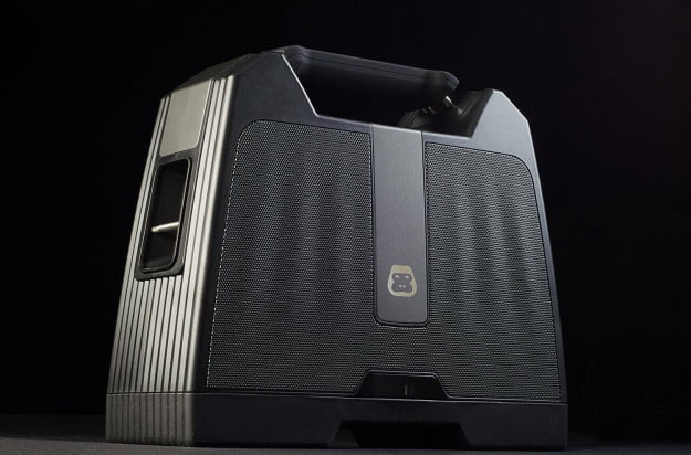 g project g boom bluetooth boombox front right angle