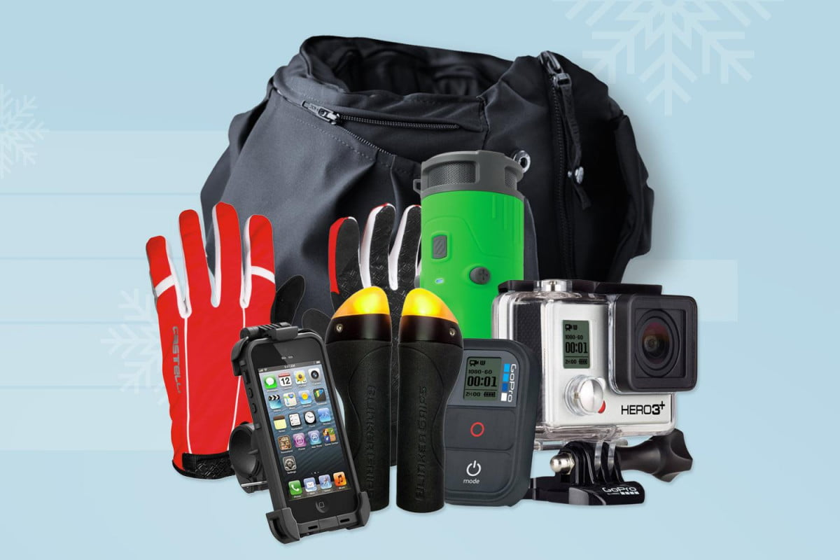 tech gifts cyclists gadgets for b