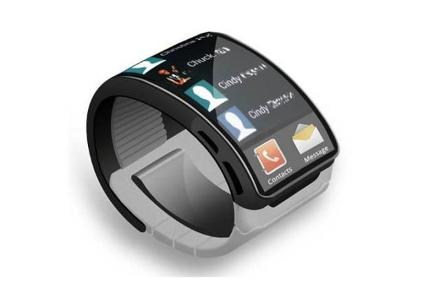 samsung galaxy gear smartwatch rumored for september  launch concept