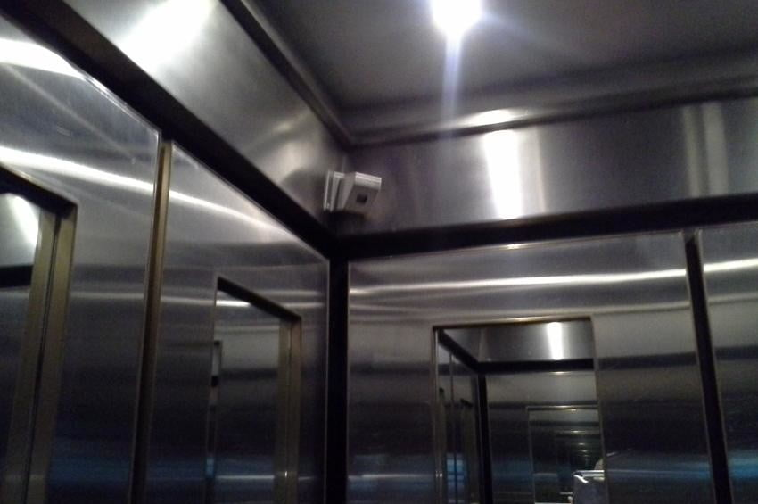 galaxy note 10.1 tablet review camera sample inside elevator samsung tablet