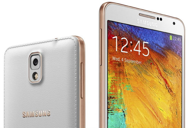 samsung unpacked september galaxy note  rose gold white