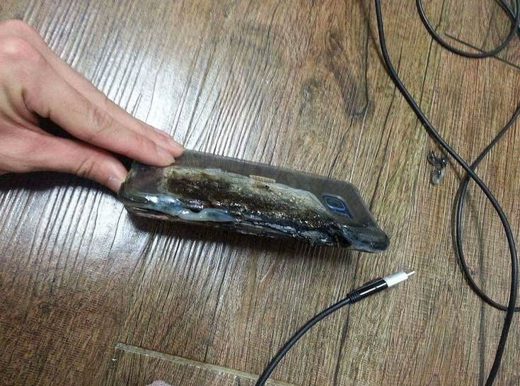 FAA 'strongly advises' against using Galaxy Note 7 on flights